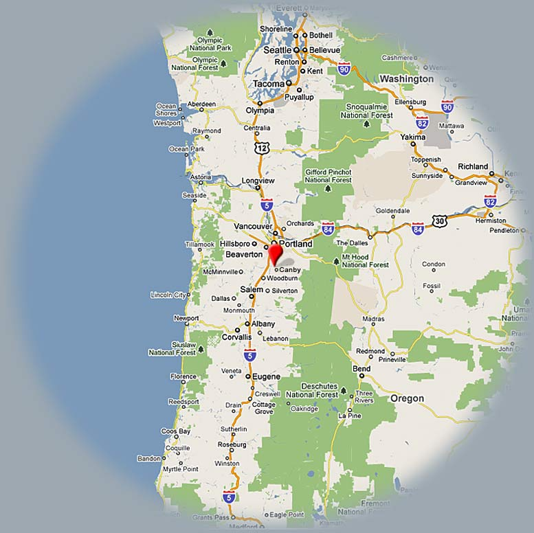 Canby Drywall, Inc. is located at 300 South Redwood Street Suite #105 Canby, Oregon
